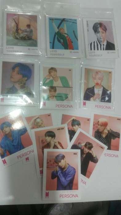 Bts Mini Polaroids