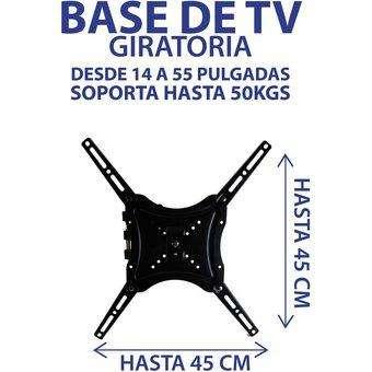 vendo soporte de tv de 32 a 40 pulgadas nuevo en caja sellada