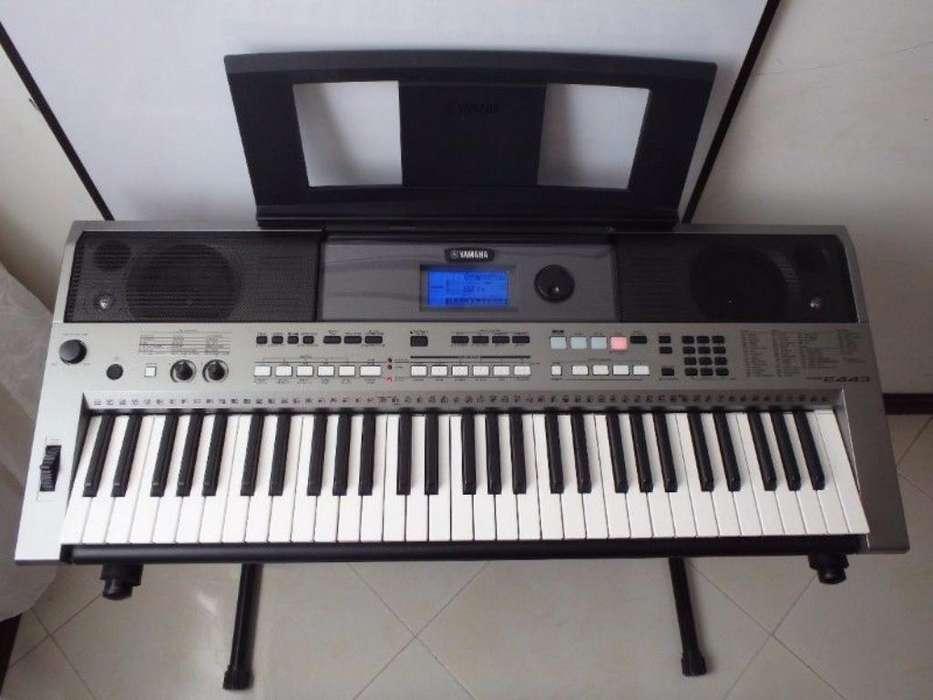 Organo Piano Psr 443