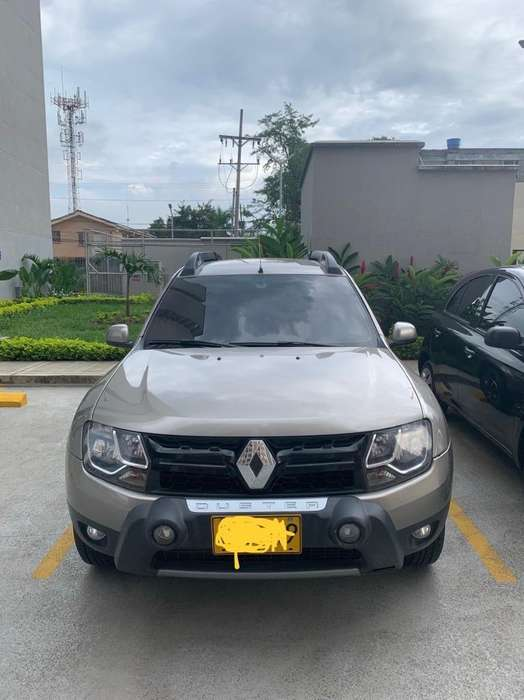 Renault Duster 2017 - 98472 km