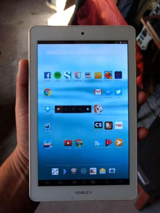Vendo Tablet Noblex de 8 Pulgadas