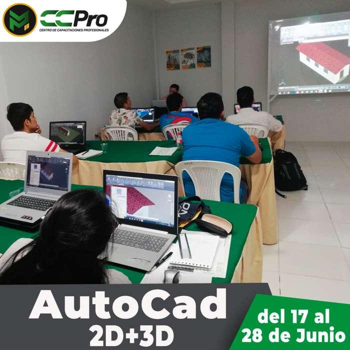 Curso AutoCad 2D3D