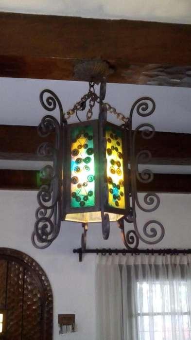 9240c8acd836 Lamparas de hierro  Hogar - Muebles - Jardín en Argentina