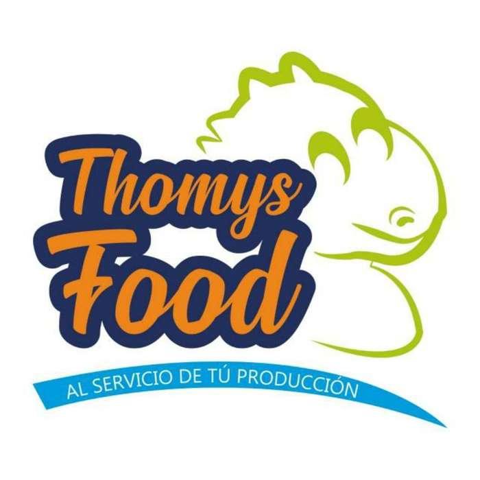 Capacitaciones Thomys Food