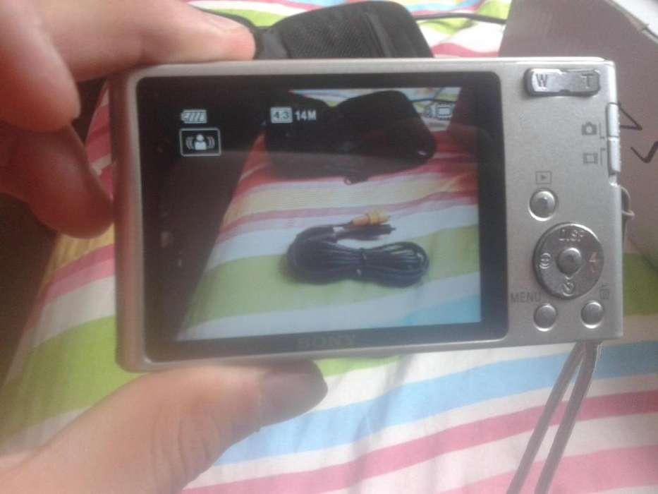 Cámara Sony Dsc-w320 de 14,1mp