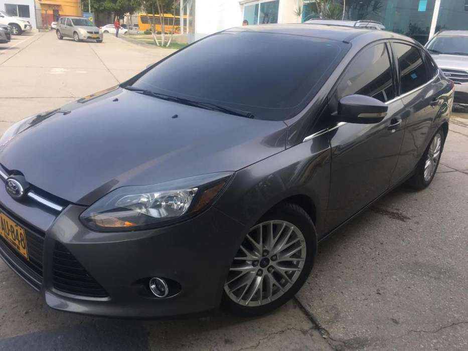 Ford Focus 2014 - 49587 km