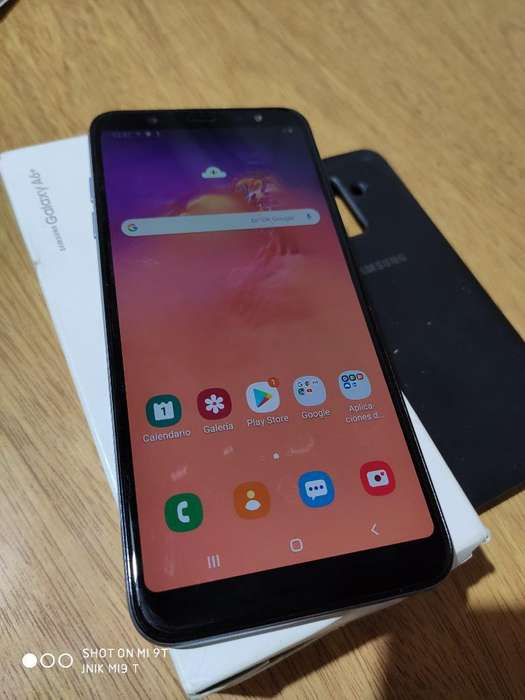 Samsung Galaxy A6 Plus Libre
