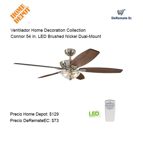 Ventilador Connor 54 in
