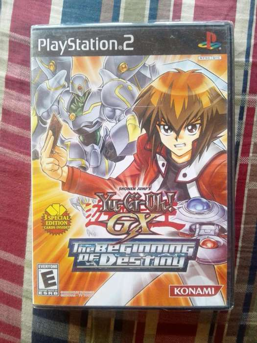 Yugioh Gx The Beginning Of Destiny