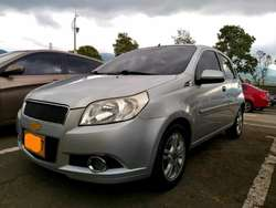 Chevrolet Aveo Gt Emotion Full Equipo
