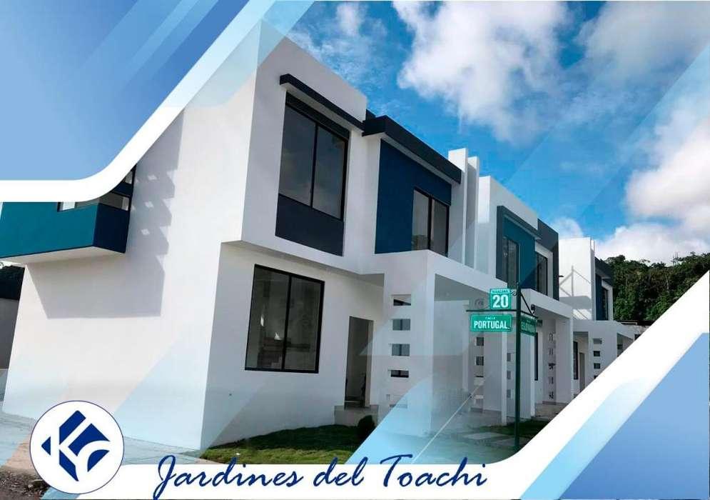 venta-casa- urbanizacion el toachi-bypass quito-esmeraldas.