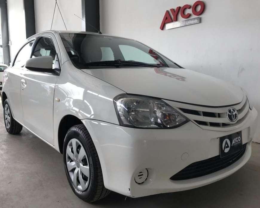 Toyota Etios 2015 - 72200 km
