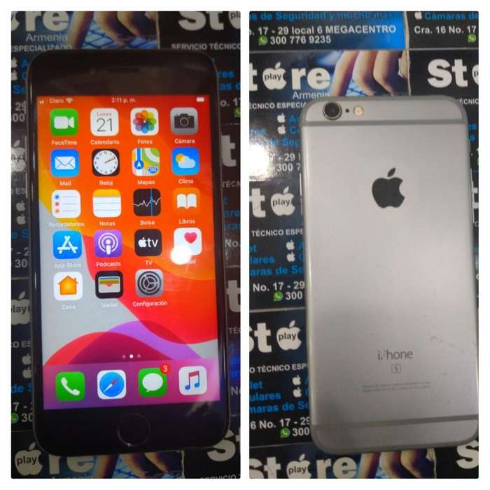 iPhone 6 32 Gb.