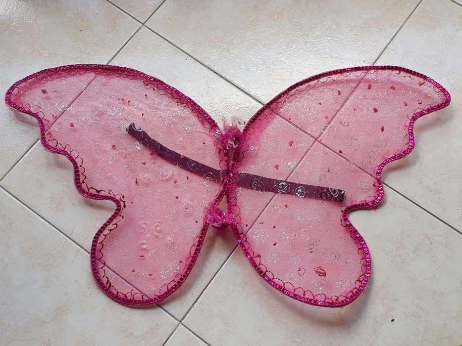 Vendo alas para disfraz de mariposa