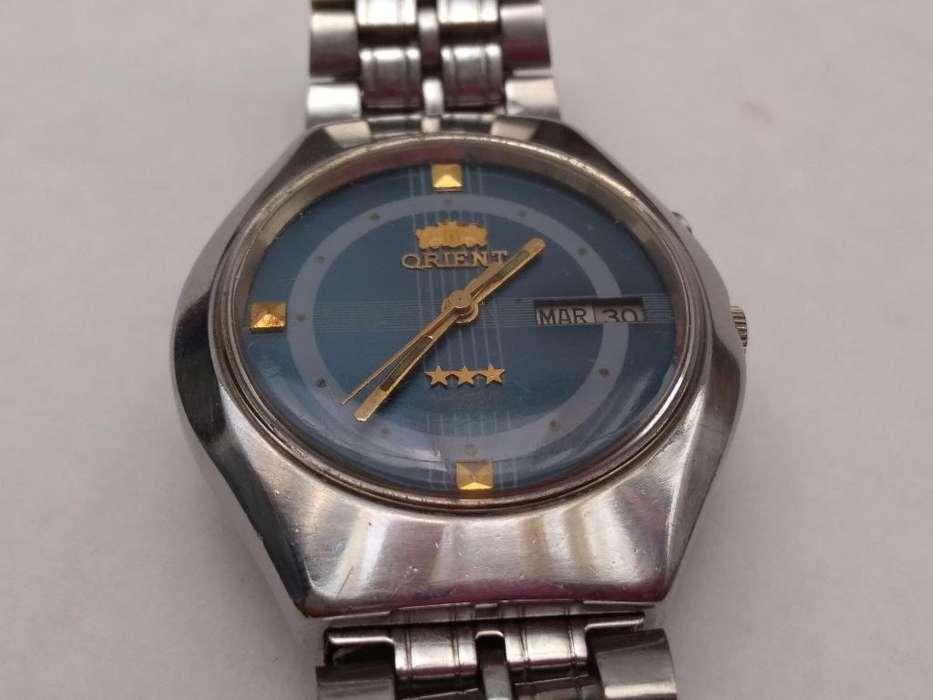 Reloj Orient Automatico Antigüo Vintage