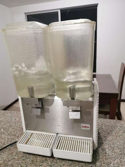 maquina dispensadora de jugos Crathco