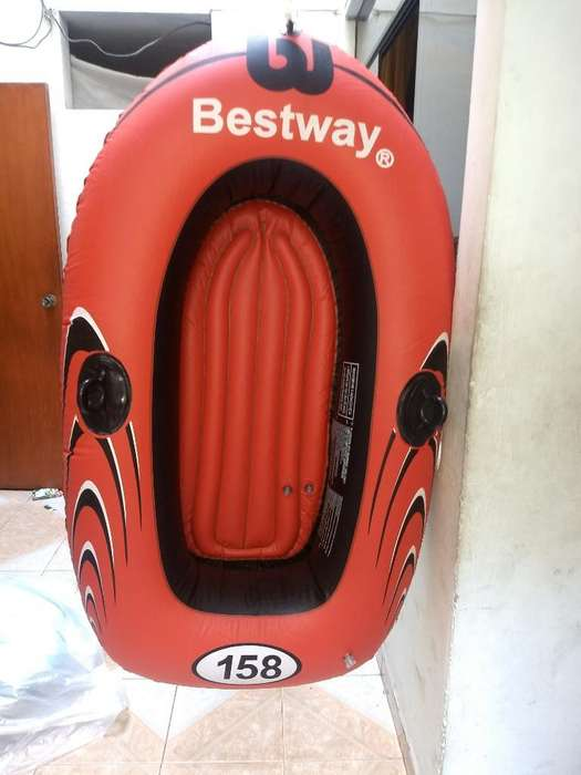 Bote Inflable Nuevo