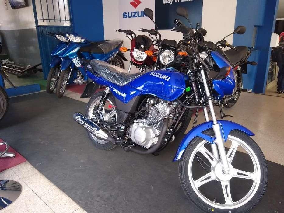 Suzuki Ax 4 Mod 2020