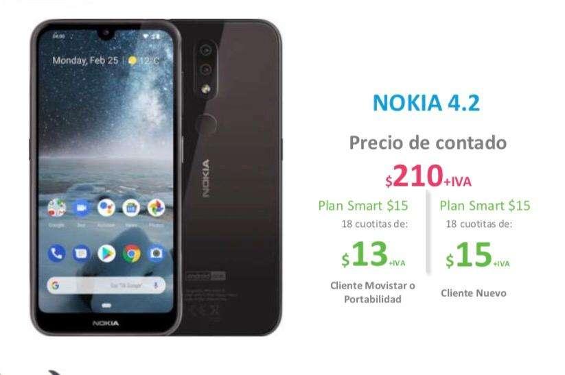 Nokia 4.2 <strong>movistar</strong>