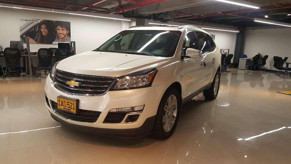 Chevrolet Traverse 2014 - 63700 km