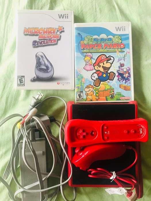 Vendo Nintendo Wii Juego
