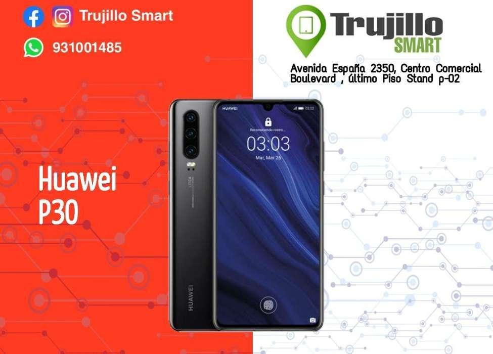 Huawei P30 128 Gb Caja Sellada
