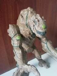 Muñeco Max Steel Elemento Tierra