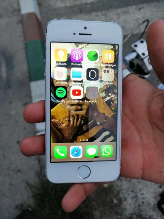 Cambio iPhone 5s Leer Descripcion