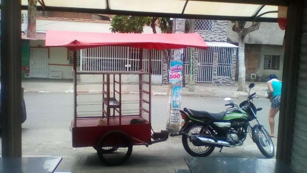 Venta de triciclo movil