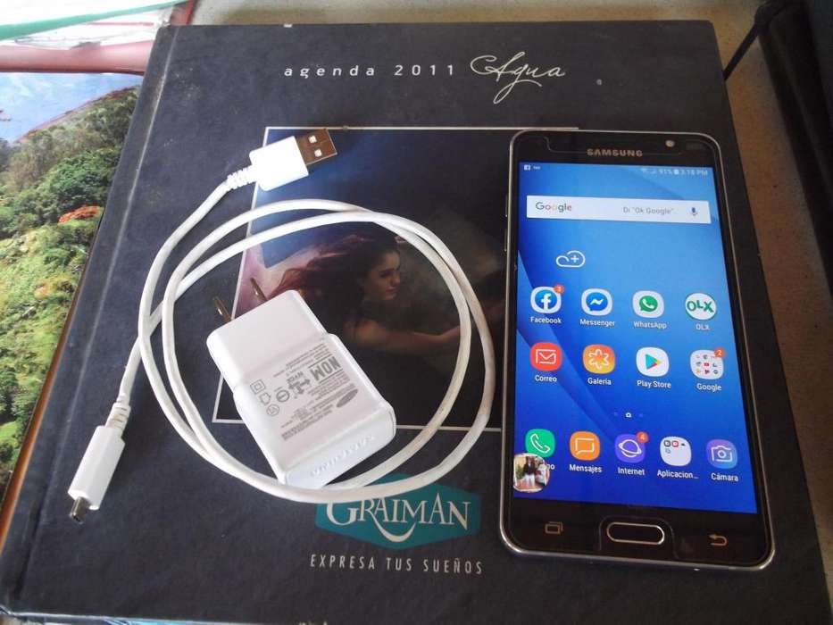 Samsung J5 2016 al pelo