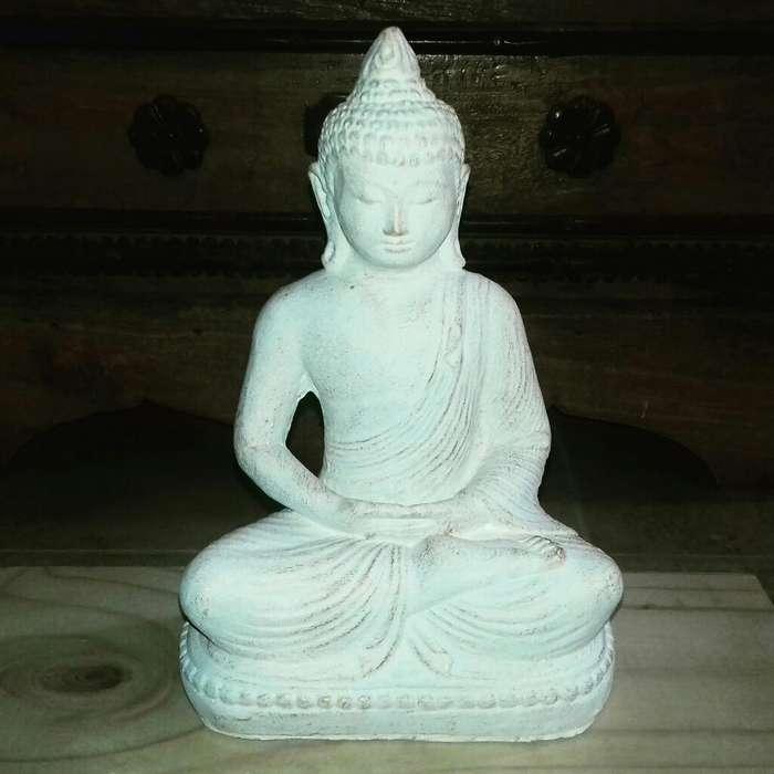 Buda Tallado en Piedra