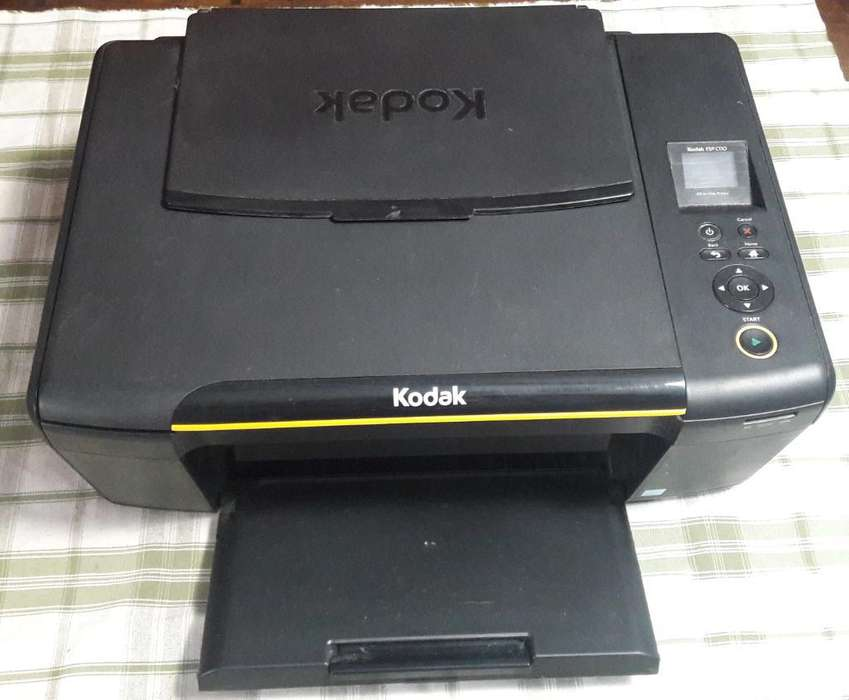 Impresora Kodak Esp C110 a Reparar