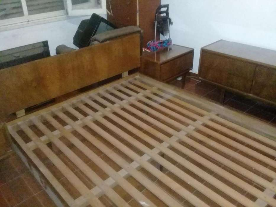 juego de dormitorio impecables condiciones a 7500