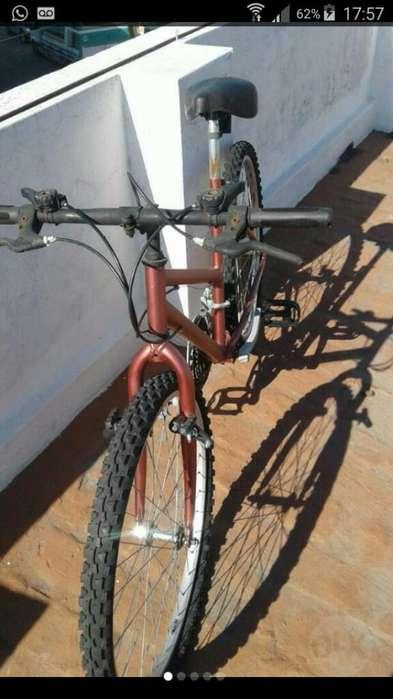 Bici 15 Cambios Rodado 26