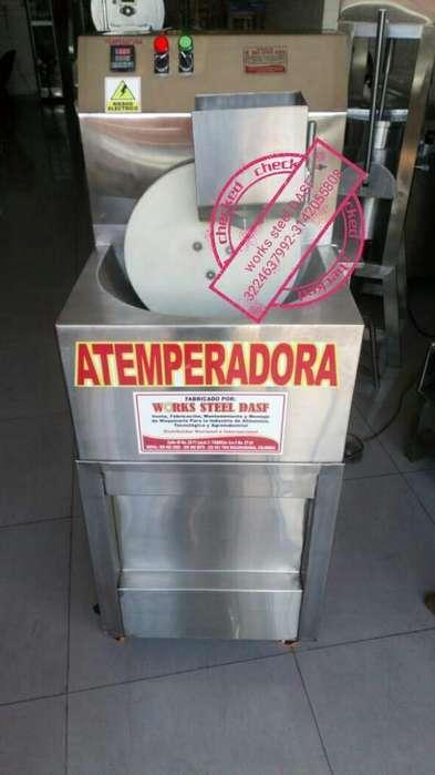 Atemperador Tostadora Molino Refinador