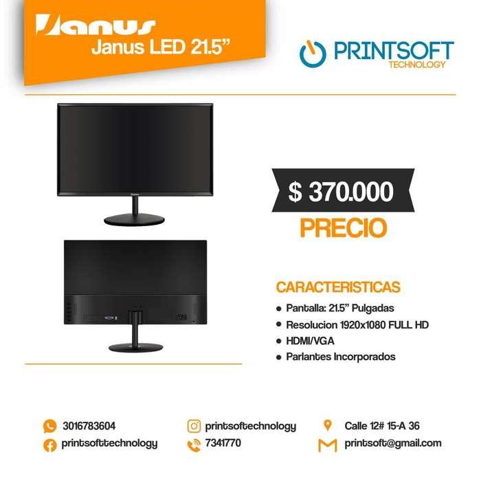 COMPUTADOR DE MESA JANUS LED 21.5