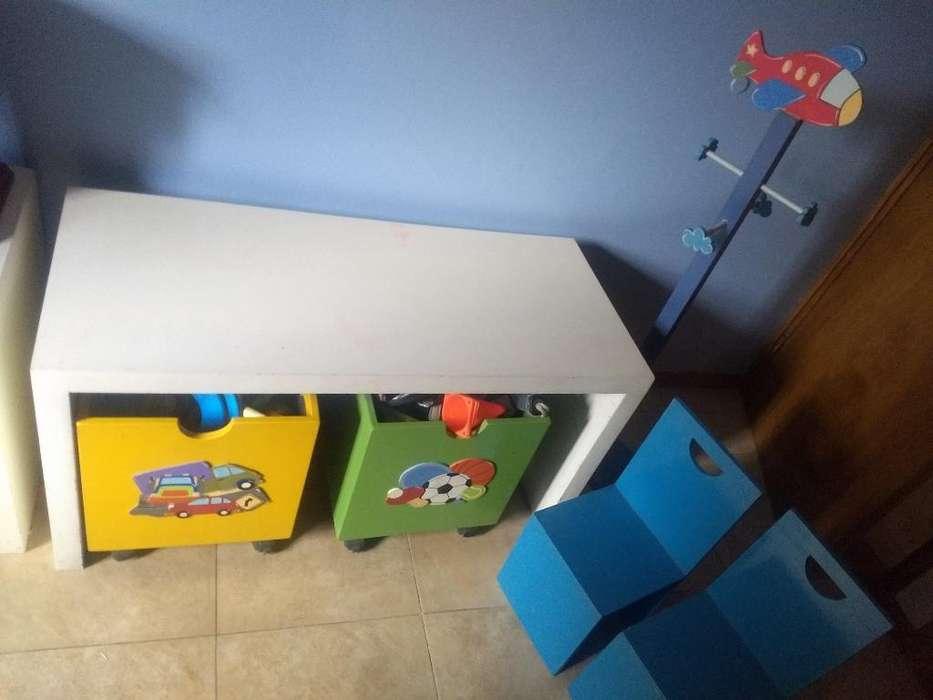 Juego Infantil para Dormitorio Y Juegos