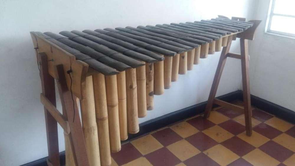 Marimba de Chonta 21 teclas