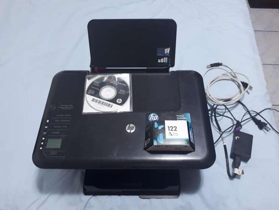 <strong>impresora</strong> HP Deskjet 3050