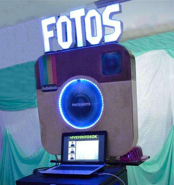 VENDO Tótem Fotos Selfie Photobooth ACEPTO TARJETAS (NO INCLUYE IMPRESORA)