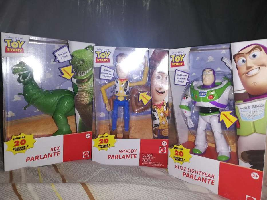 Juguetes Toy Story