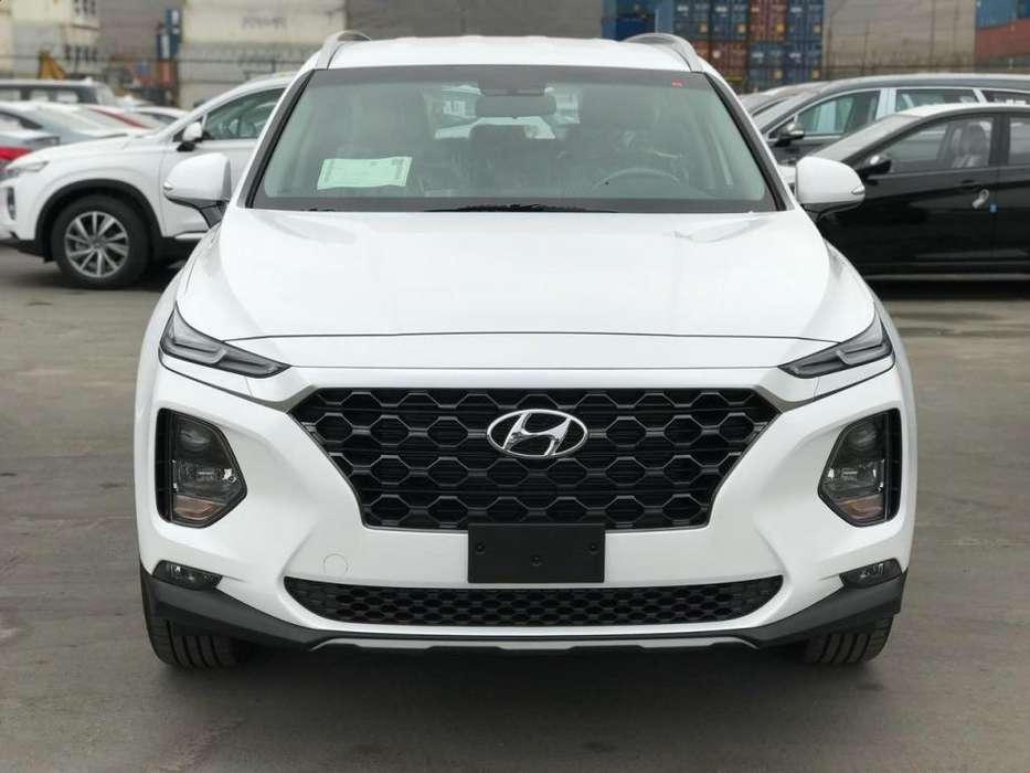 Hyundai Santa Fe 2019 - 0 km