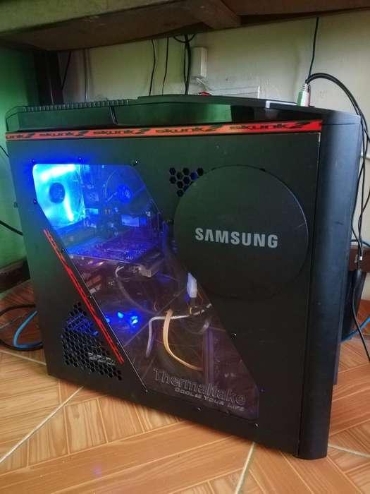 Torre Gamer Core 8va Gen M2 500gb 8gb