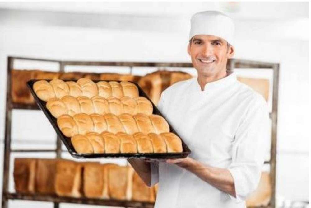 Se Necesita Maestro en Panaderia