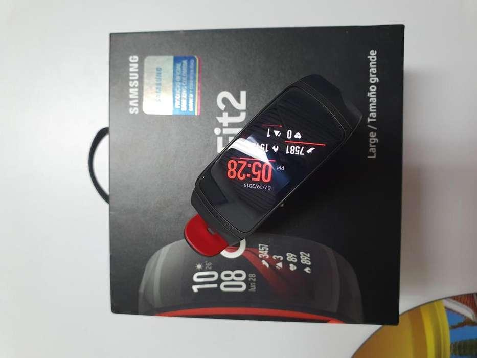 Samsung Gear Fit 2 pro como nuevo