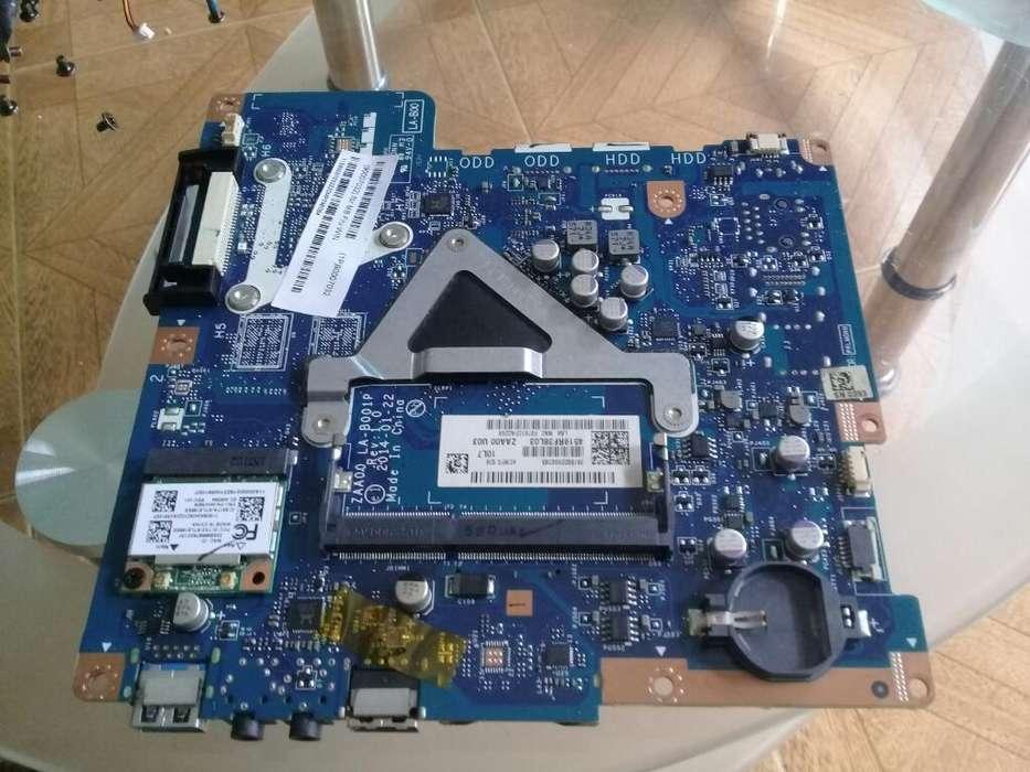 Board Lenovo C260 Memoria 2g Antena Wfi
