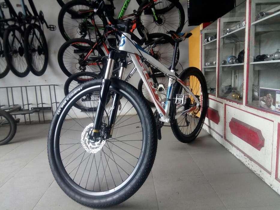 Bicicleta Scott en Excelente Estado