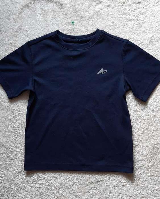 Camiseta Niño Talla 5