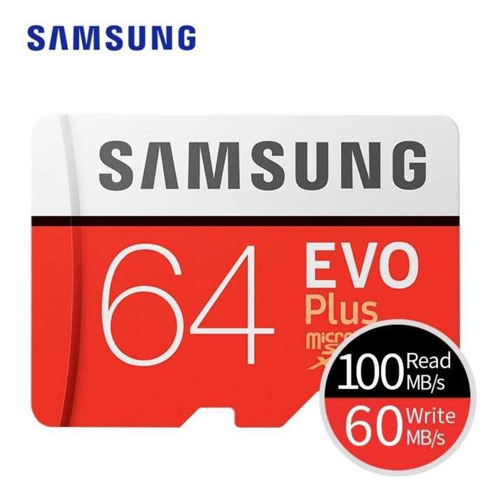 Micro Sd Samsung Original Formato Uhd 4k
