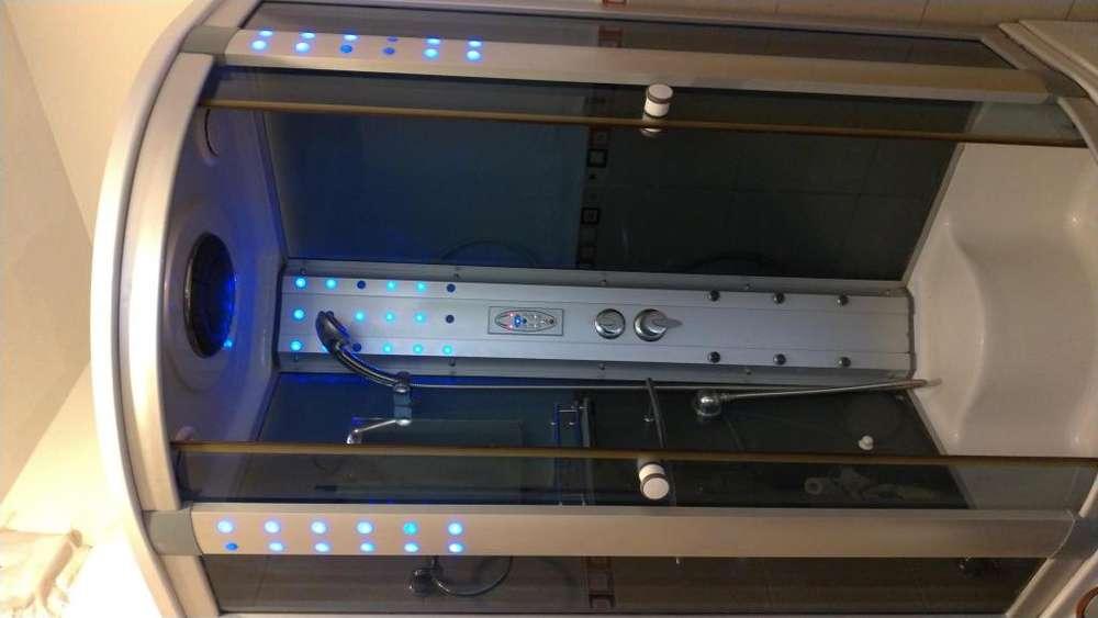 Cabina de Baño Tipo Spa